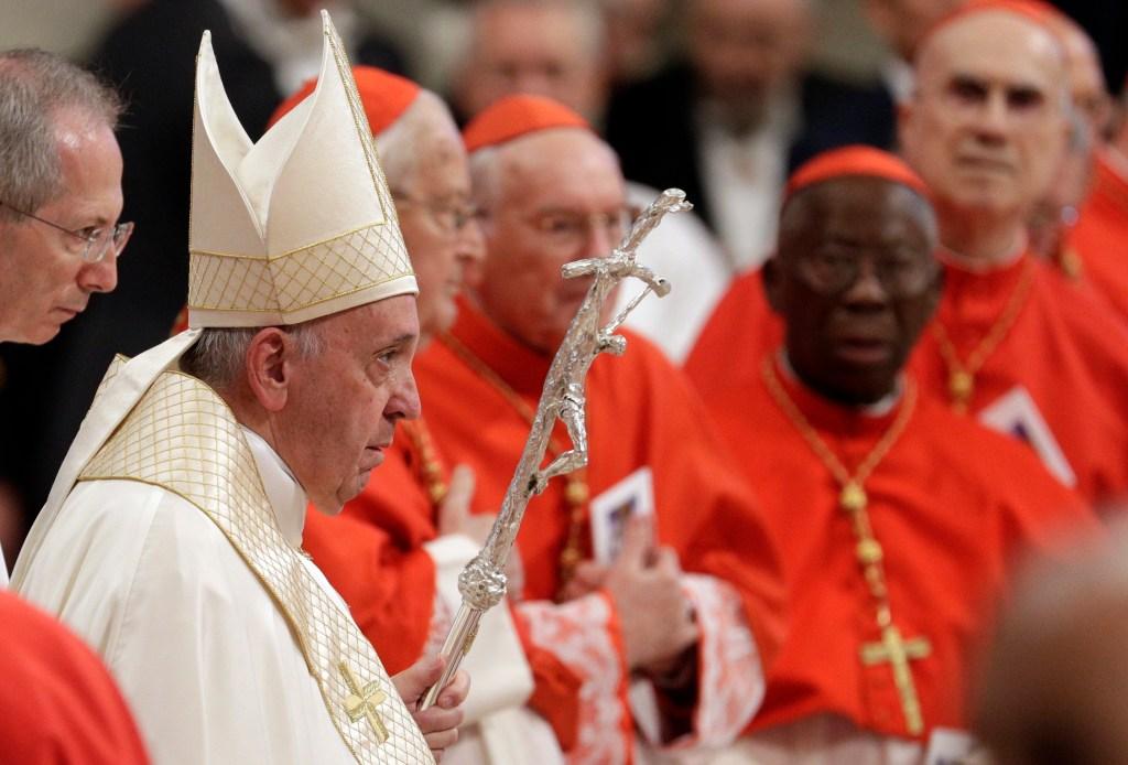 Lelki bandaháború a katolikus egyházban