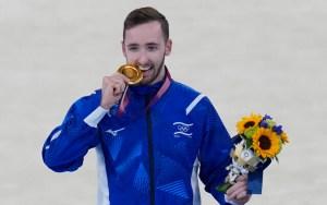 Egyelőre nem házasodhat Izraelben az aranyérmes tornász