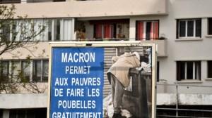A francia népharag oka Macron ellen