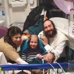 Elutasították az agykárosodott zsidó kislány életben tartását célzó fellebbezést