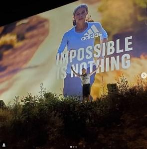 Haredi ortodox maratonista anyuka lett az Adidas új kampányarca