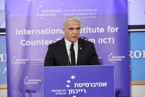 Lapid gazdasági könnyítéseket ígér a Gázai övezetnek cserében az izraeliek biztonságáért