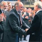Mike Pence mellett Németh Sándor is felkerült az Izrael keresztény barátait tartalmazó toplistára