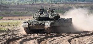 Miért napjaink egyik legjobb harckocsija a Leopard 2 A7+?