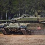 Moszkvának nagy tervei vannak a T-90M harckocsival, új fejlesztéseket kap és exportálnák is