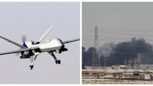 Drónokkal és ballisztikus rakétákkal támadták a szaúdi Aramco kőolajipari létesítményeit