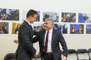 Szijjártó biztosította Lapidot, hogy Izrael továbbra is számíthat Magyarországra