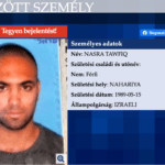 Izrael kiadja a kaposvári brutális kettős gyilkosság arab vádlottját