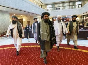 Oroszország nem zárja ki a tálib kormány elismerését