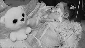 Elhunyt a kis Alta Fixsler, miután lekapcsolták a létfenntartó gépekről