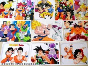 Dibujos DBZ2