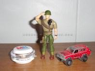 Yo-yo, Sargento Savage (Gi-Joe), Carrito Majorette