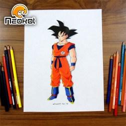 Goku-Namek