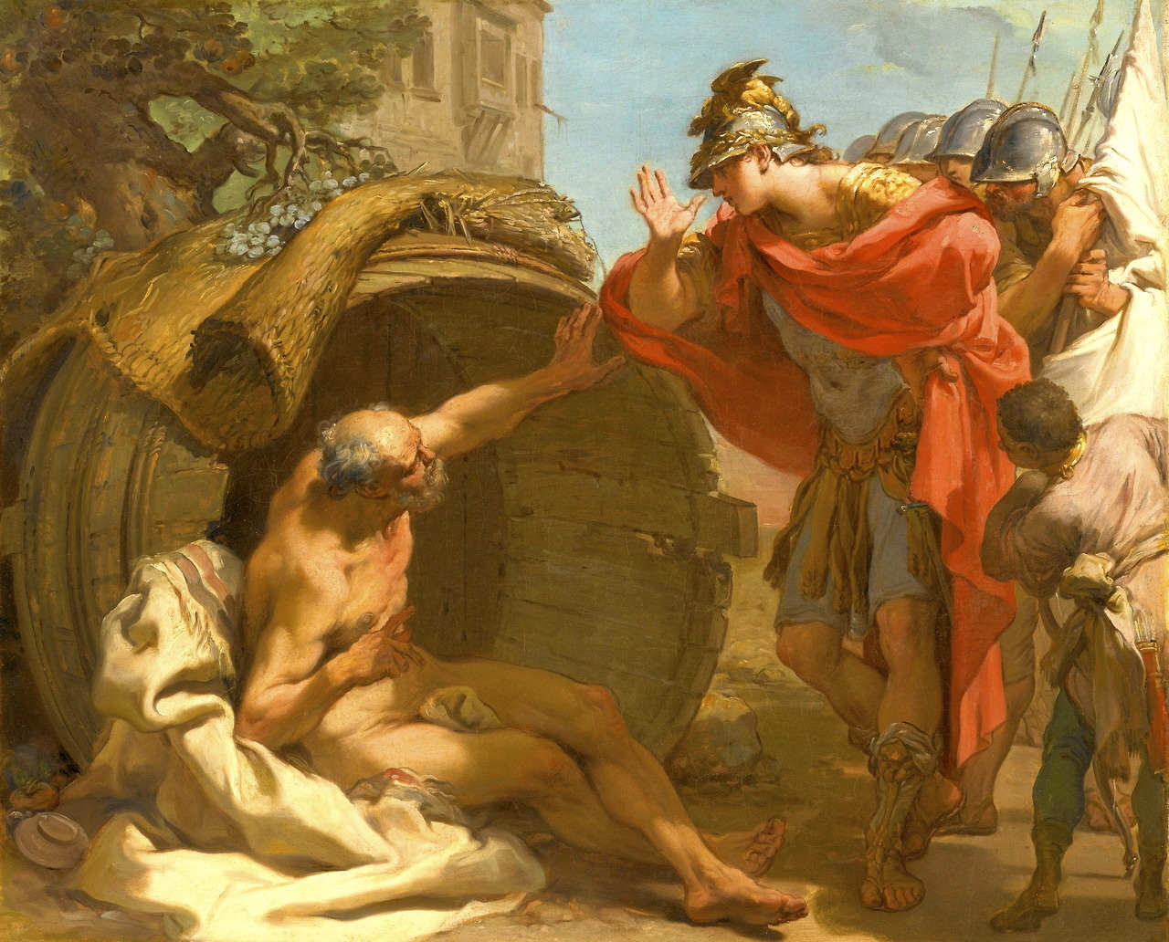 Summary Of Diogenes Philosophy Part 1