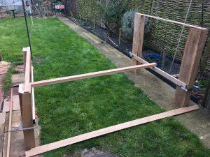 Timber layout