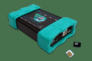 Le NeoVI FIRE2 avec MicroSD possède 8 interfaces CAN