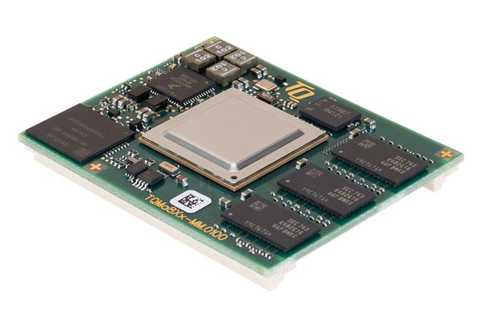 Module Processeur TQ i.MX8X
