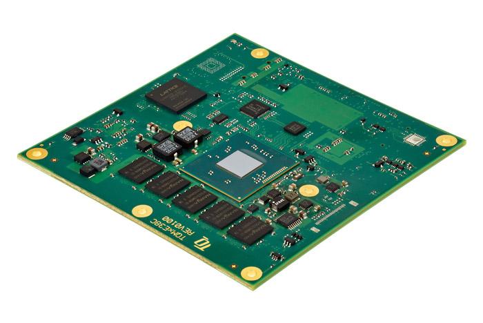 Module TQ COM Express Compact