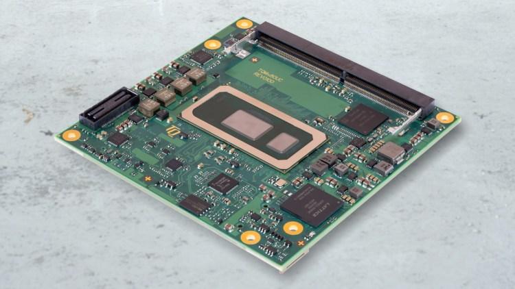 Module COMexpress Intel Core 8eme génération