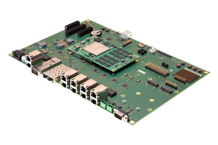 Starter kit pour module à base LX2160
