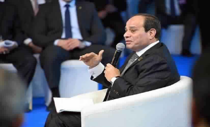 Al-Sisi: Saudi's NEOM is a big tourism project