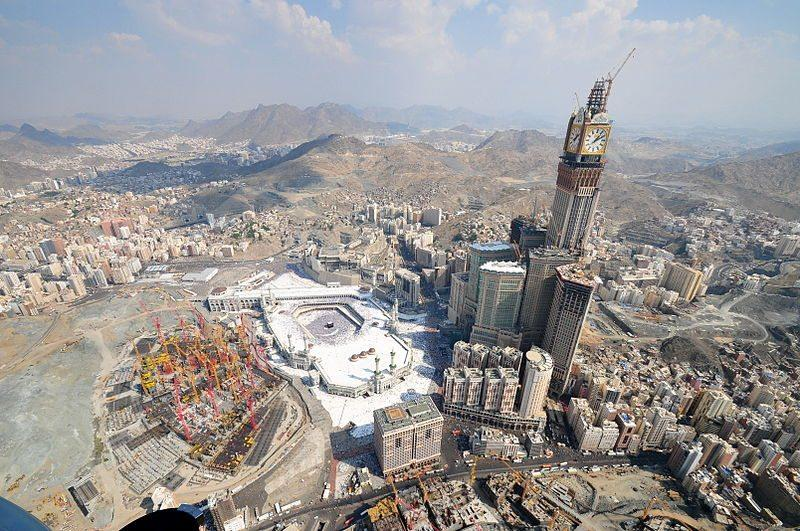 Abraj Al Bait: The third highest skyscraper in the world