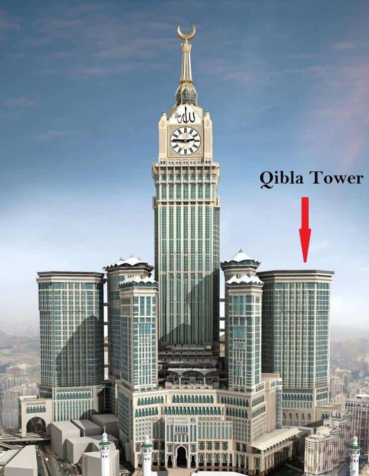 qibla tower