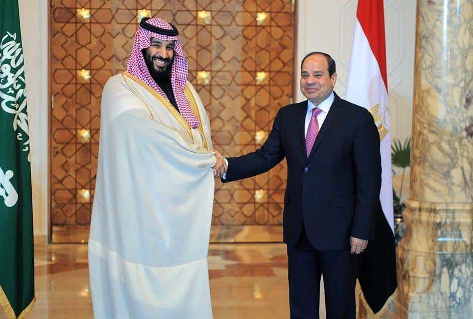 Egyptian-Saudi agreement on the development of 1000 Km2 within NEOM in South Sinai