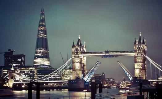london megacity
