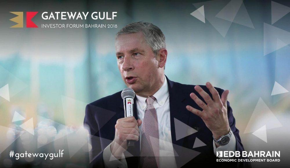 Dr. Klaus declaration about NEOM during Gateway Gulf Investor Forum Bahrain 2018