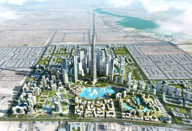Jeddah Economic City - Saudi Urban Landmark 3