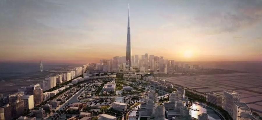 Jeddah Economic City - Saudi Urban Landmark 2