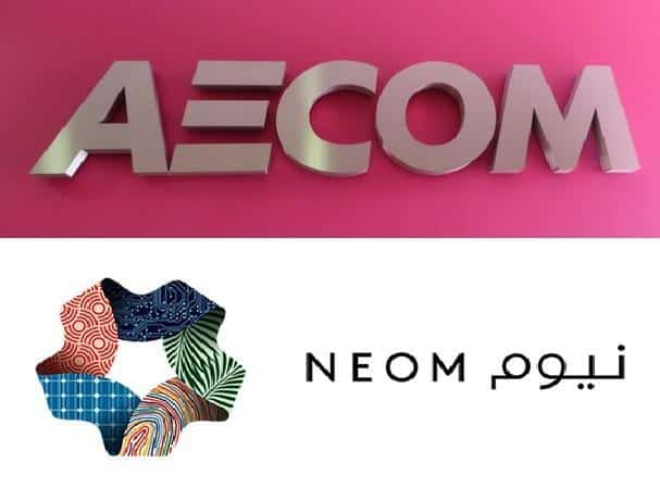 NEOM AECOM Jobs Construction Management