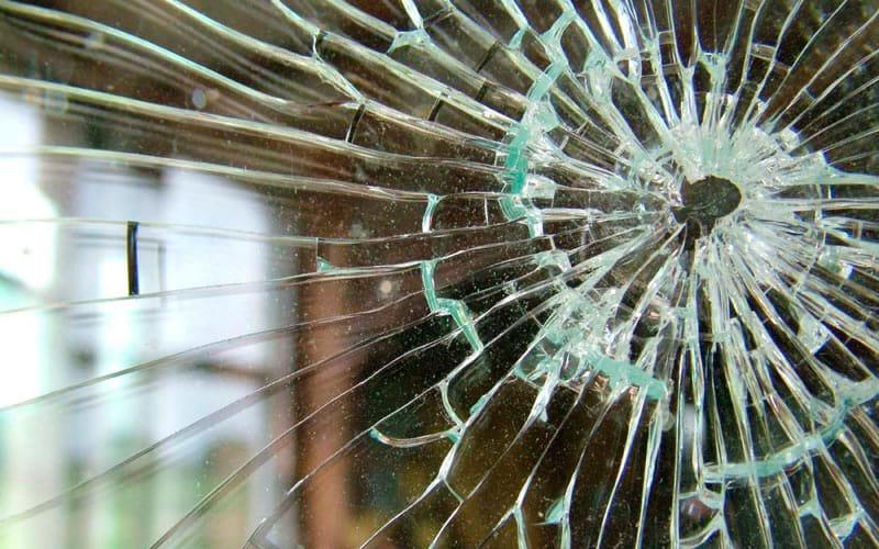 pellicola antisfondamento sicurezza vetri