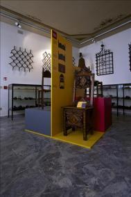 SUPPORTI SU ISURA PER MUSEO