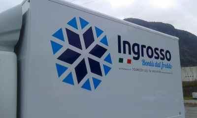 Adesivi per furgoni Pasian di Prato