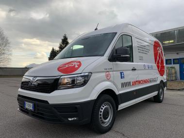 adesivi furgone tolmezzo