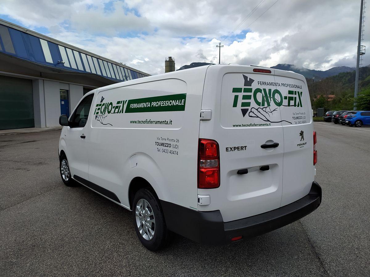 adesivi per furgoni Tolmezzo Udine