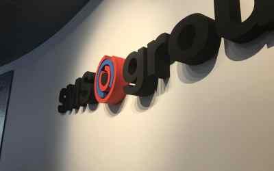 Scritta 3D in polistirene espanso