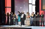 onstage at the 48th NAACP Image Awards at Pasadena Civic Auditorium on February 11, 2017 in Pasadena, California.