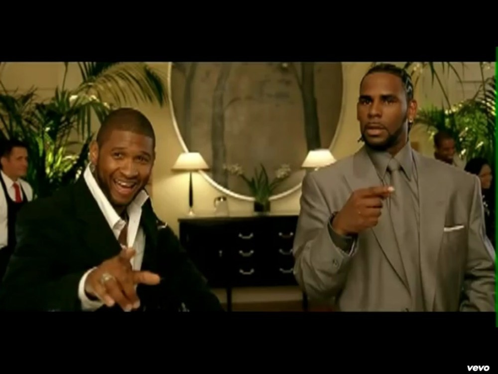 R Kelly and Usher's 'Same Girl' analysed (5/6)