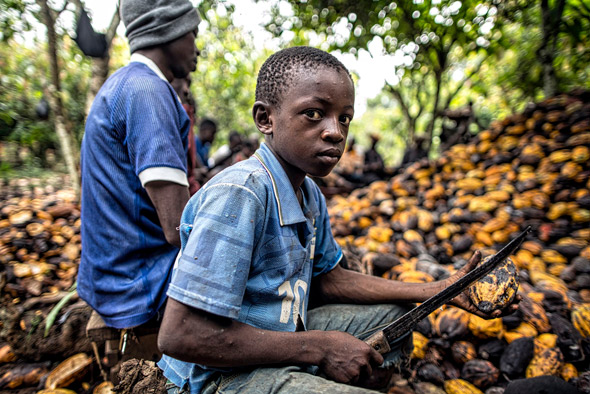 nestle is accused of running child slavery operations from its us based headquarters