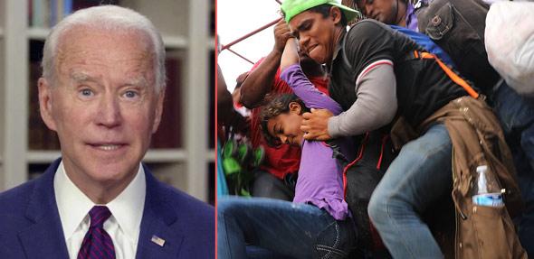 mexico   s liberal president andres manuel lopez obrador also blasted biden s asylum policies are  enriching cartels