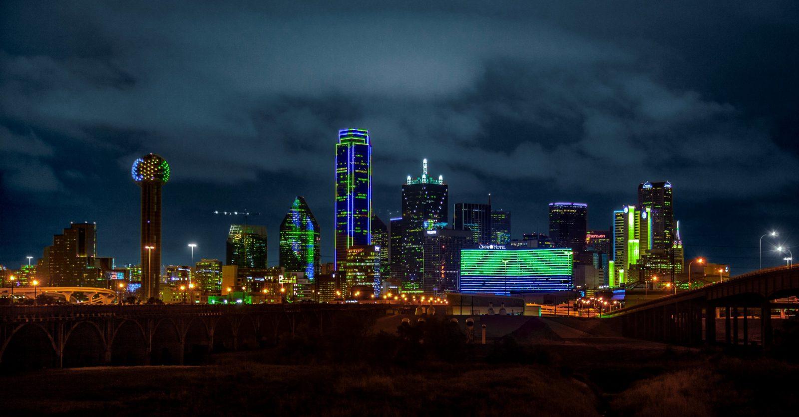 Dallas Skyline, credit: Kim Leeson