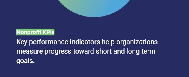 Nonprofit KPIs Definition