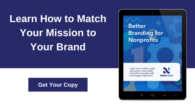 Better branding for Nonprofits Ebook