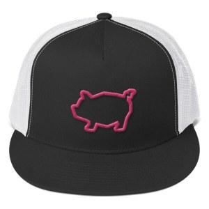 Piggy Trucker Cap