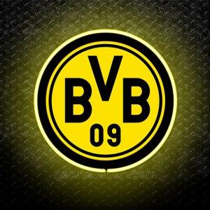 Borussia Dortmund 3D Neon Sign