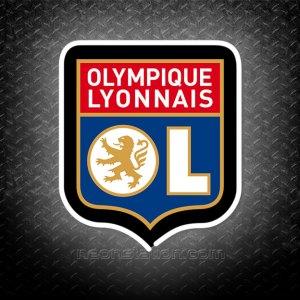Olympique Lyonnais Lyon 3D Neon Sign
