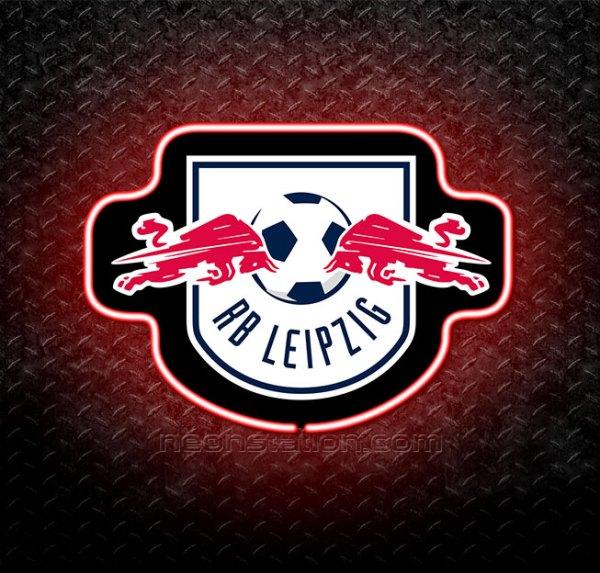 RasenBallsport RB Leipzig 3D Neon Sign